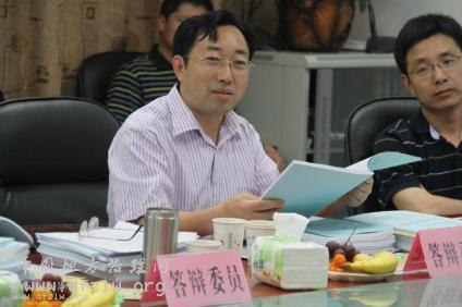 王敬尧教授